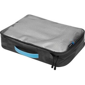 Cocoon Packing Cube - Accessoire de rangement - with Laminated Net Top Large gris